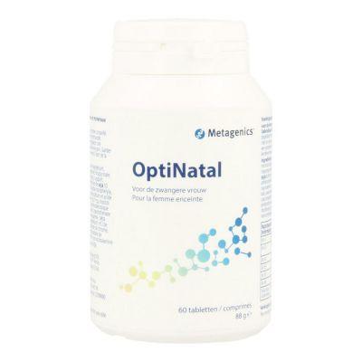 Metagenics OptiNatal Tabletas 60 unidades