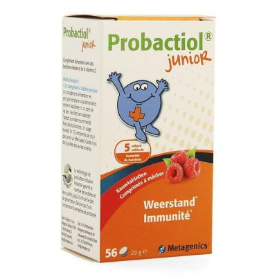Metagenics Probactiol Junior NF Kautabletten 56 Stück