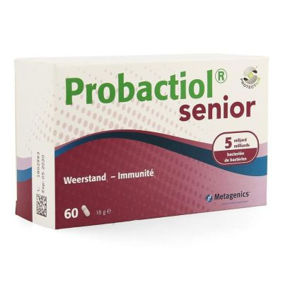 Metagenics Probactiol Senior Capsules 60 stuks