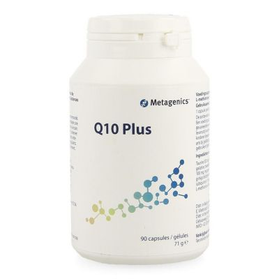 Metagenics Q10 Plus Capsules 90 stuks
