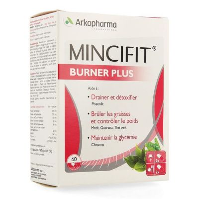 Mincifit Burner Plus  Softgel 60 stuks