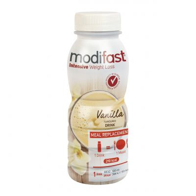 Modifast Intensive Drink vanille Drankje 236ml
