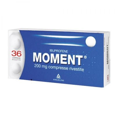 Moment 200 mg Compresse 36 pezzi