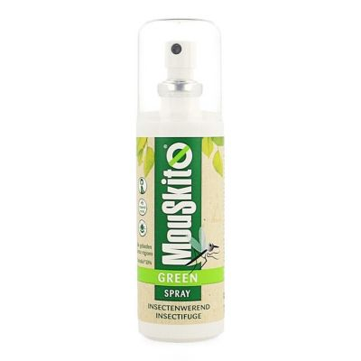 Mouskito Green citriodiol 30% Spray 100 ml