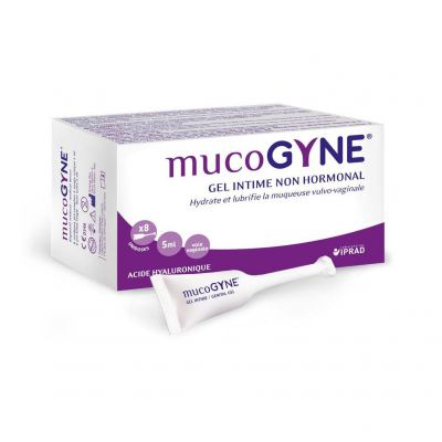 MucoGYNE unidoses Gel 8x5ml