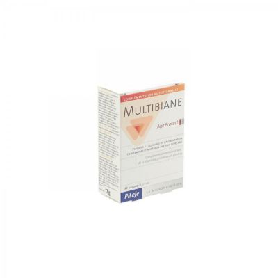 Multibiane âge protect Capsules 30 pièces