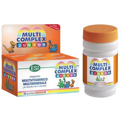 Multicomplex Junior Compresse 50 pezzi