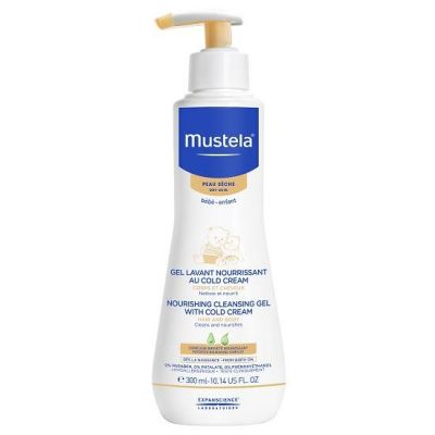 Mustela Nutriente Cold Cream Detergente 300ml