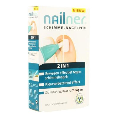 Nailner 2 in 1 Pin Applikator 4ml