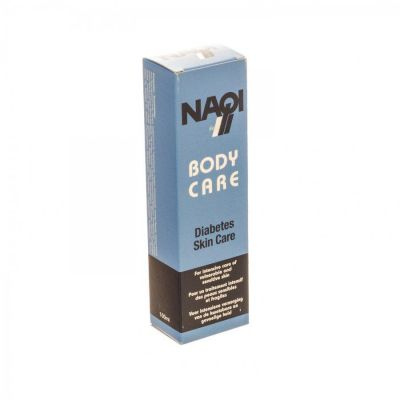 Naqi body care diabètes Lait pour le corps 100ml