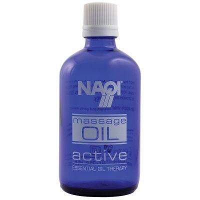 Naqi Massage Olie Active 100ml Öl 100ml