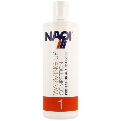 Naqi Warming Up Competition 1 Lipo-gel 500ml Nf Gel 500ml