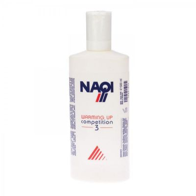 Naqi Warming up competition nr3 Gel 500ml