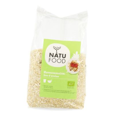 Natu Food Haverzemelen 400g