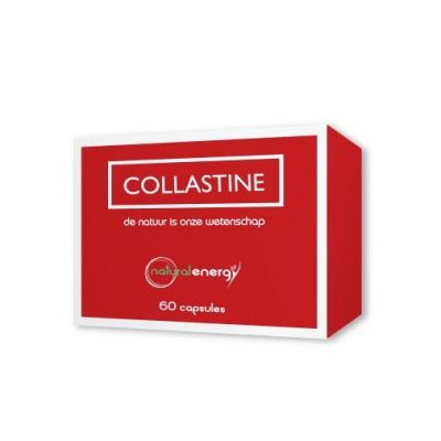 Natural Energy Collastine Capsules 60 pièces