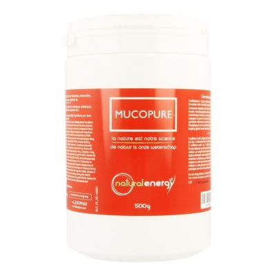 Natural Energy Mucopure  Poudre 500g