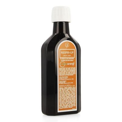 Natural Energy Respir-up Siroop 250ml