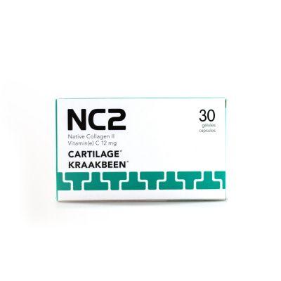 NC2 + Vitamine C Capsules 30 stuks