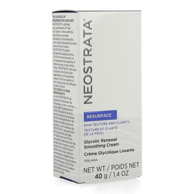NeoStrata Resurface Glycolic renewal smoothing cream Crème 40g