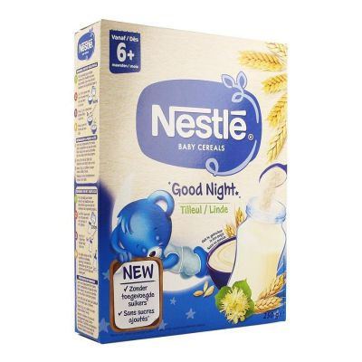 Nestlé Baby Cereales Tilo Goodnight Polvo 250g