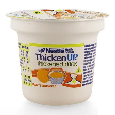Nestlé ThickenUp Drink orange Boisson 114ml