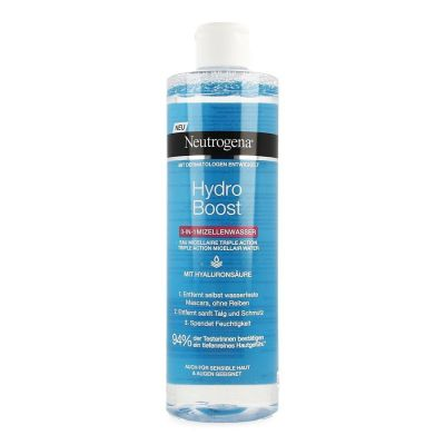 Neutrogena Hydroboost 3in1 Micellair water  Micellaire oplossing 400ml