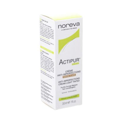 Noreva Actipur Anti-Imperfecties Licht Crème 30ml