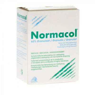 Normacol Granulaat 375g