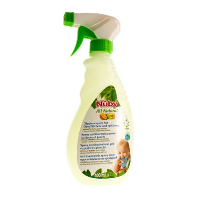 Nûby Citroganix spray désinfectant 400ml