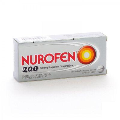 Nurofen 200mg Comprimés 30 pièces
