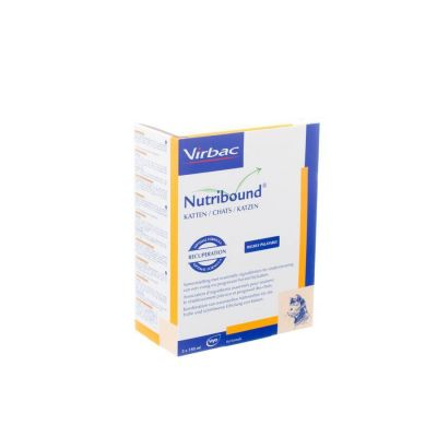 Nutribound chat Virbac Solution 3x150ml
