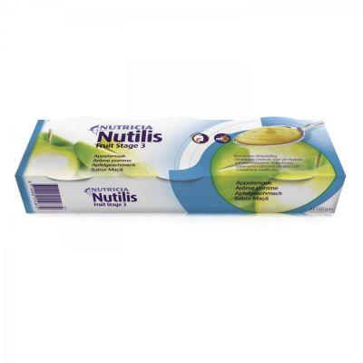 Nutricia Nutilis Fruit stage 3 Apfel Getränk 3x150g