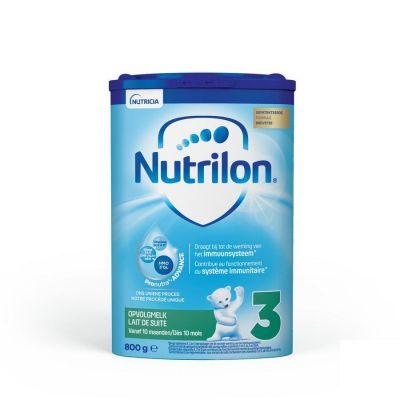 Nutrilon 3 Pronutra Advance Folgemilch Pulver 800g