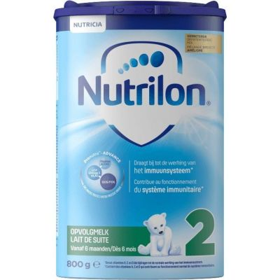 Nutrilon Pronutra Advance 2 Polvo 800g