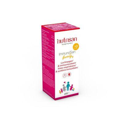 Nutrisan ImmunoSan Family Siroop 200ml