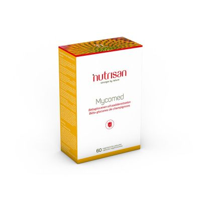 Nutrisan Mycomed Capsules 60 pièces