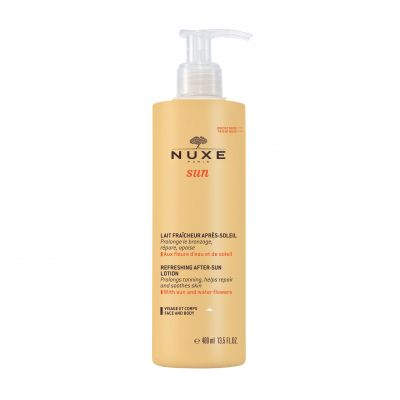 Nuxe Sun Verfrissende aftersunmelk gelaat & lichaam Melk 400ml