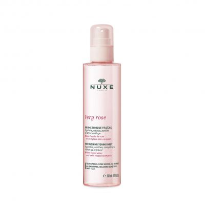 Nuxe Very Rose Bruma tónica Tónica 200ml