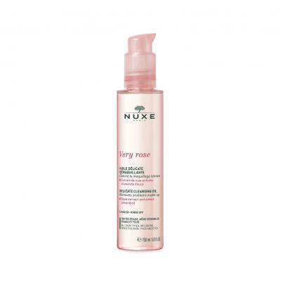 Nuxe Very Rose huile démaquillante Huile 150ml