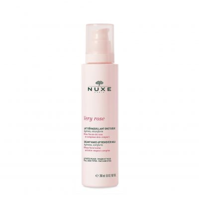 Nuxe Very Rose lait démaquillant Lait 200ml
