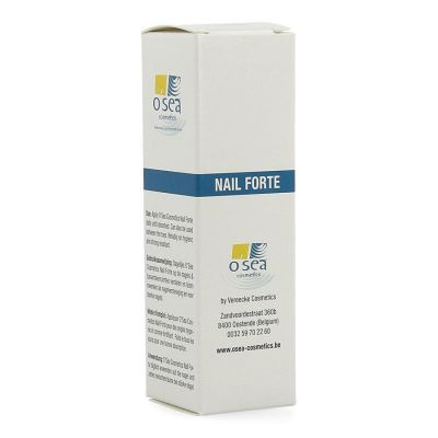 O'sea Cosmetics Nail forte Durcisseur à ongles 20ml