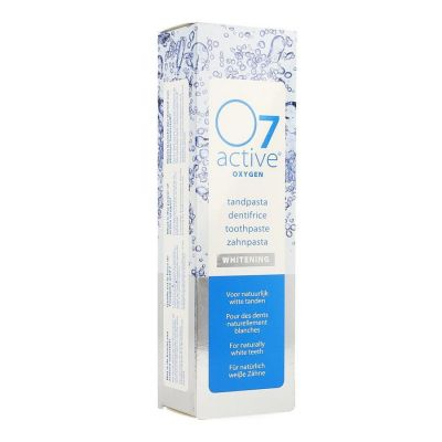 O7 Active blancheur Dentifrice 75ml