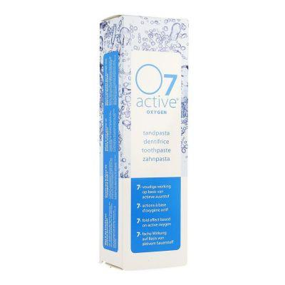 O7 activo pasta de dientes gel Dentífrico 75ml