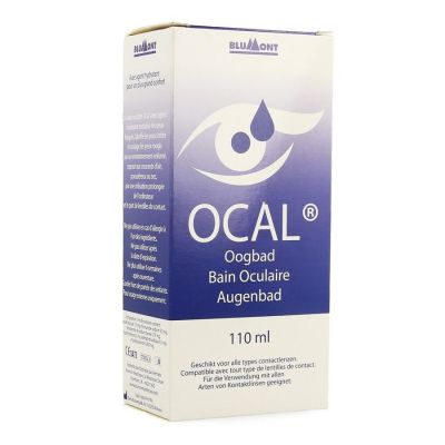 Ocal bain oculaire hydra Solution 110ml