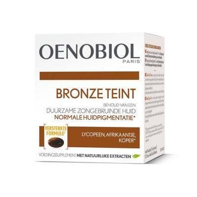 Oenobiol Bronze teint Softgel 30 stuks