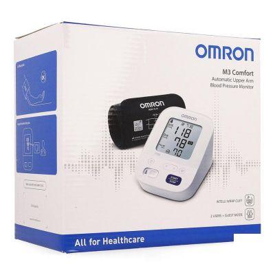 Omron tensiomètre M3 Comfort 1 pièces