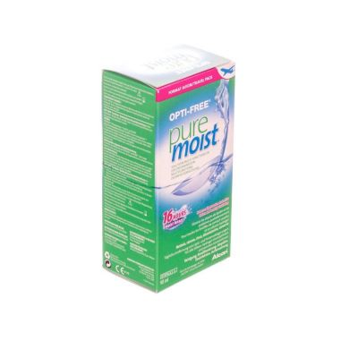 Opti-free PureMoist travelpack 90ml
