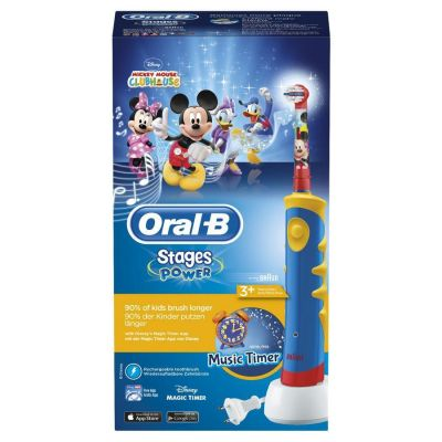 Oral-B plak control kids-power 1 stuks