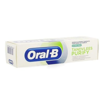 Oral-B Purify Extra fris Tandpasta 75ml