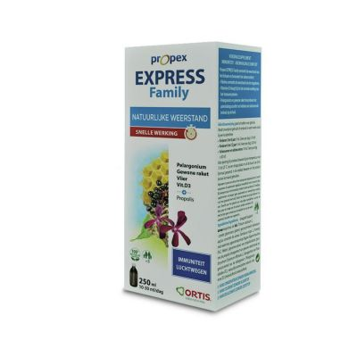 Ortis Propex Express Family Siroop 250ml